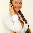 Call by phone — Stock Photo #1269387