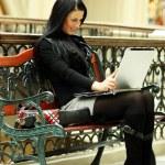 Business woman — Stock Photo #1269927
