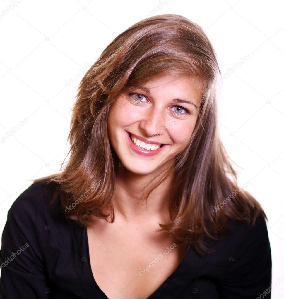 Hair style — Stock Photo #1269817