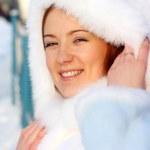 Winter girl — Stock Photo #1270008