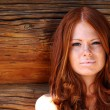 Redhair girl — Stock Photo #1294192
