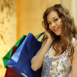 Shopping woman — Stock Photo #1295527