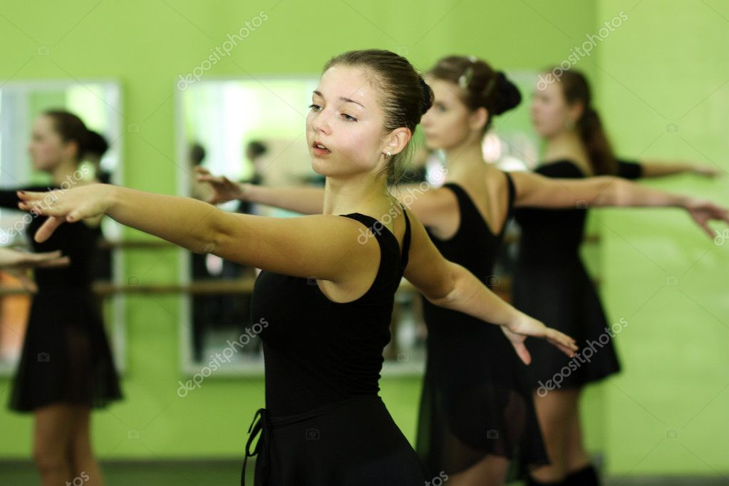 Dancing school  Stock Photo #1317076