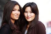 2 アジアの女の子 — ストック写真