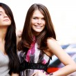 Couple women — Stockfoto