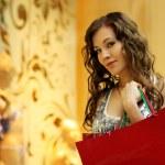 Shopping woman — Stock Photo #2498043
