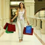 Shopping woman — Stock Photo #2498082
