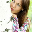 Russian beauty woman - Photo