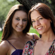 Two young womans — Stock Photo #2498466