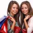 Shopping women — Stock Photo #2518915