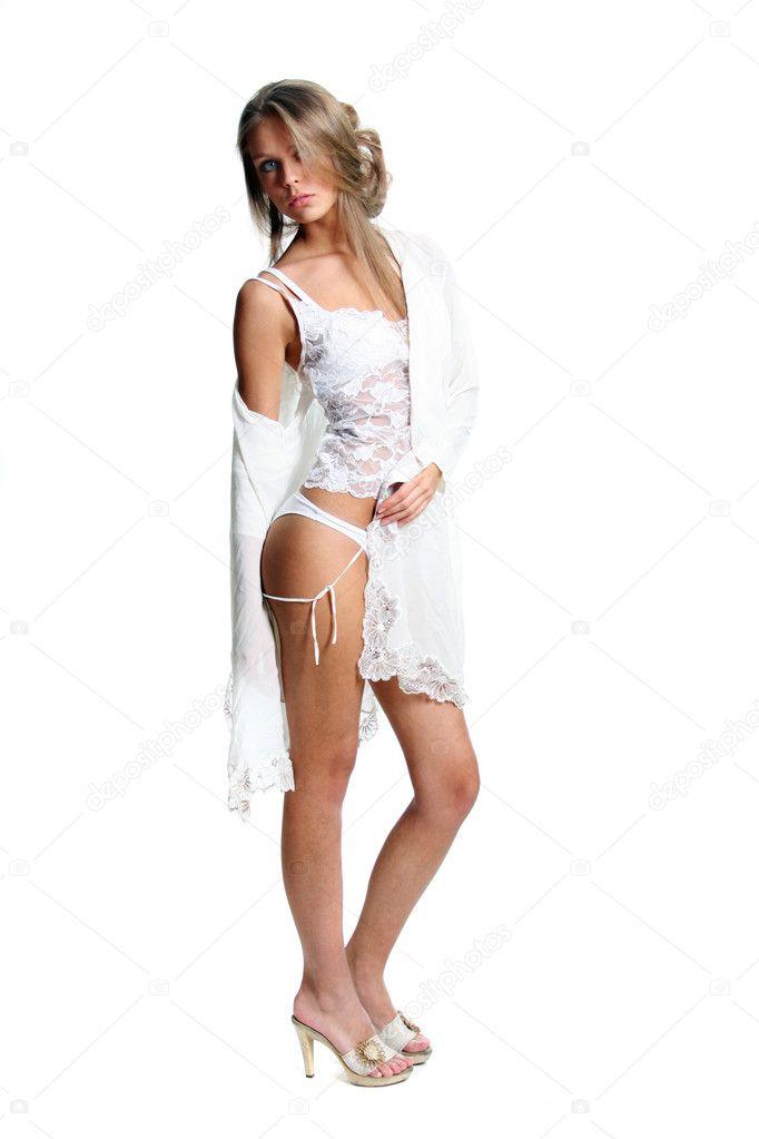 女生睡衣简笔画图片