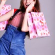 Shopping woman — Stock Photo #2547320