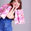 Shopping woman — Stock Photo #2547337