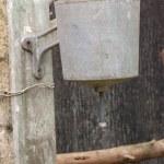 lavabo de colgar — Foto de Stock