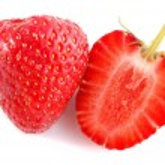 Red strawberry — Stock Photo #1184492