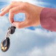 Royalty-Free Stock Photo: Auto keys