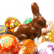 Easter rabbit — Stock Photo #1183348