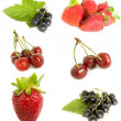 Mixed fruit — Stockfoto