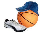 Sportvnyy inventory — Stock Photo