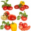 Mixed vegetables — Stock Photo #1195931