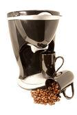 Káva espresso — Stock fotografie