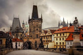 Charles bridge — Stock fotografie