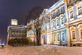 Rastrelli Winter Palace — Stock Photo