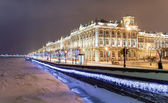 Rastrelli Winter Palace — Stock Photo