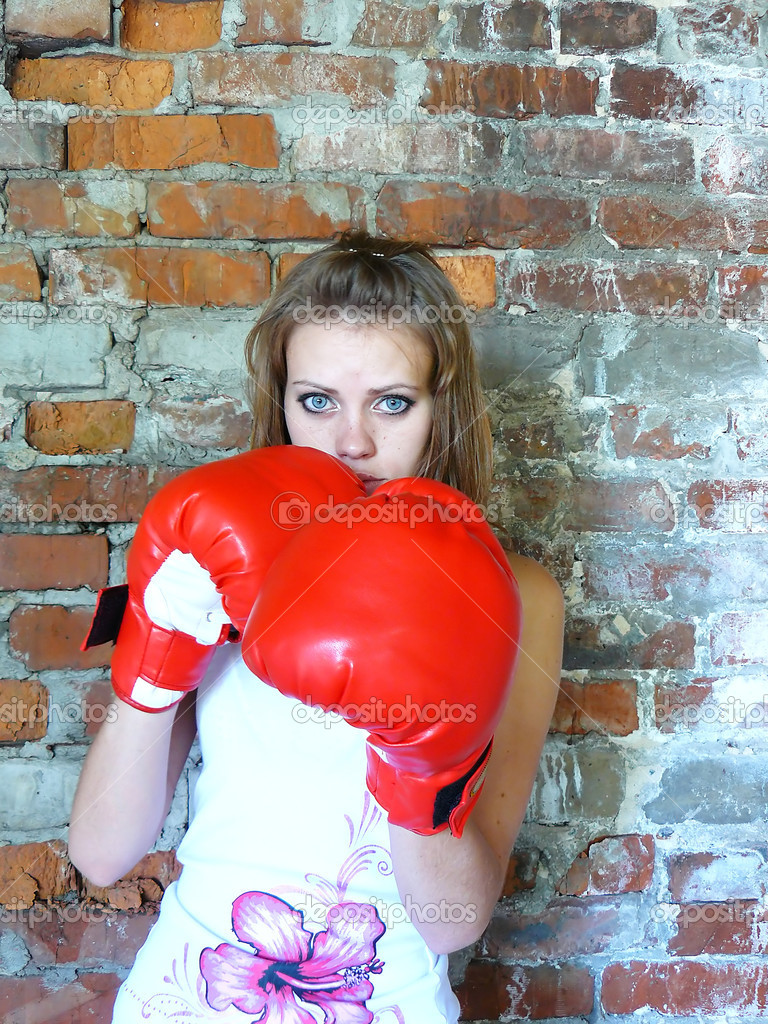 Девушка боксер красивая фото