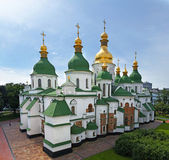 St. Sofia Cathedral, Kiev, Ukraine — Stock Photo