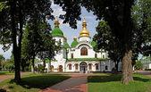 St. Sofia Cathedral, Kiev, Ukraine — Stock Photo