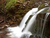Waterfall Shipot, Ukrain — Stock Photo