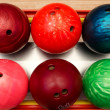 ������, ������: Balls for bowling