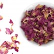 Stock Photo: Rose petal