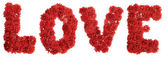 Love text — Stock Photo