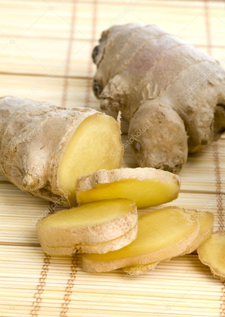 Ginger — Stock Photo #1167739