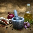 Spice still life — Stock Photo #1208537
