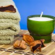 Relaxation and body treatment - Foto de Stock
