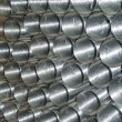 Aluminium ventilating pipes — Stock Photo #1251440