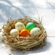 Easter eggs — Stock Photo #1256448
