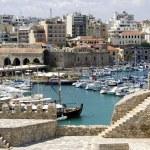 Greece Crete Heraclion — Stock Photo