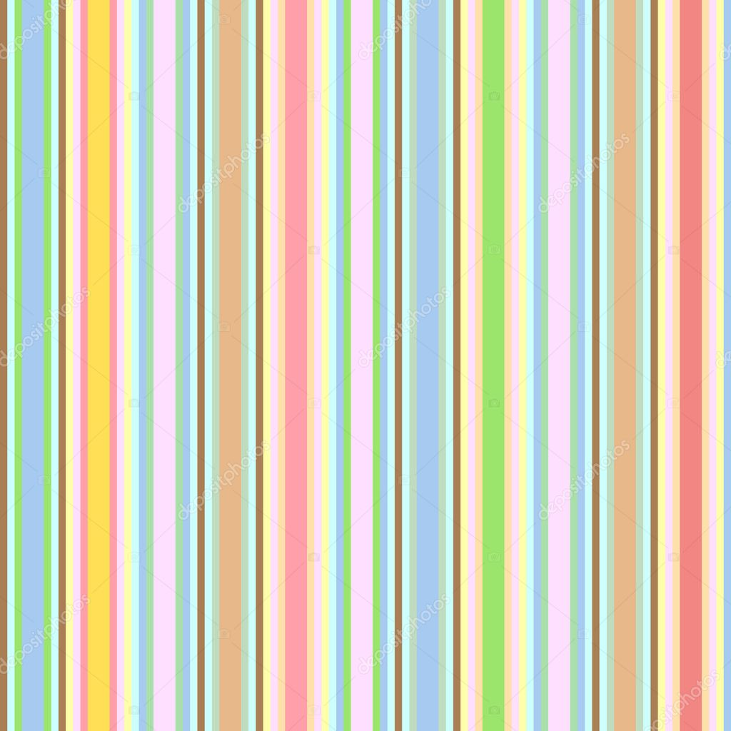 Gentle vector seamless pastel striped background   Stock Vector #1166685