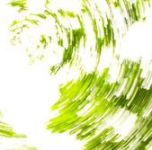 Green abstract — Stock Photo