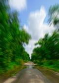 High speed — Stock Photo