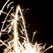 Abstract sparks - Stock Photo