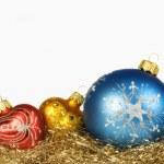 decorazione di Capodanno — Foto Stock