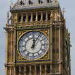 Close up of Big Ben. - Foto de Stock