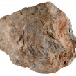 Large rock stone isolated. — Stockfoto