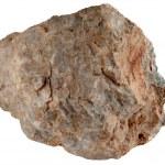 roca grande piedra aislada — Foto de Stock