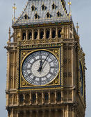 Close up of Big Ben. — Stock Photo